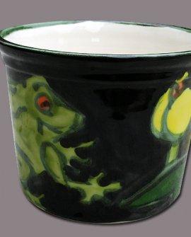Flowerpot Frog