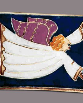 Flying Angel Tile