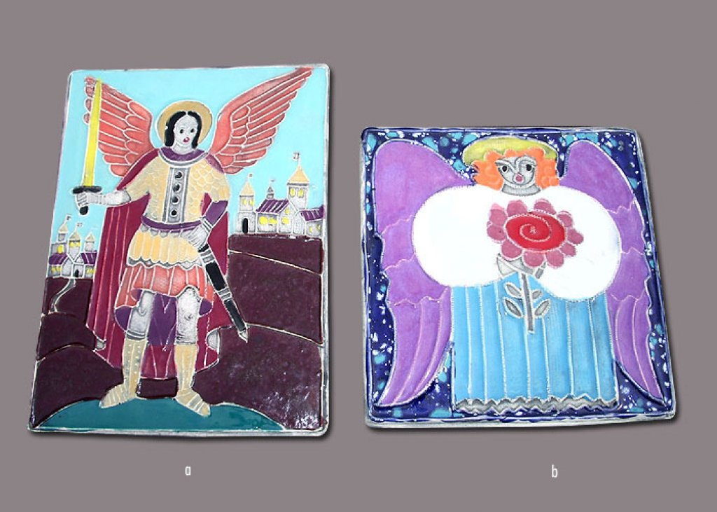 Saint Michael & Angel